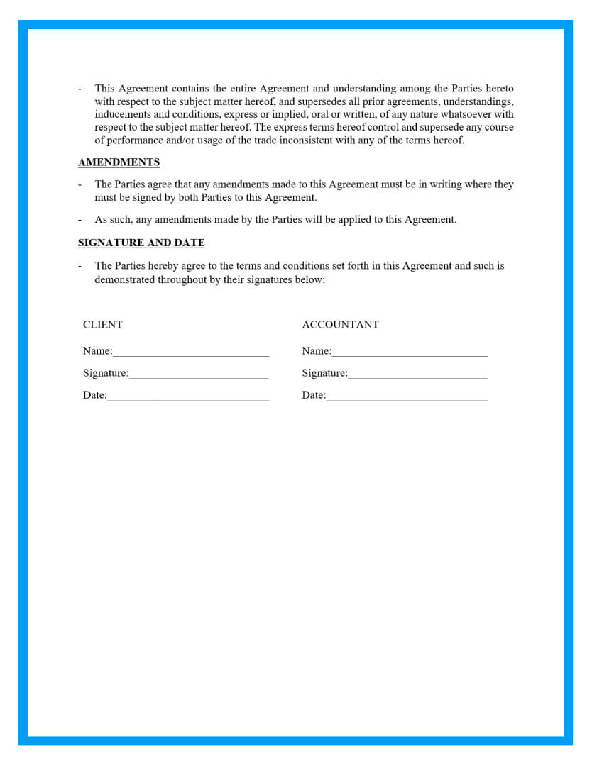 accounting contract template page 4