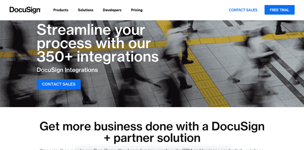Although many integrations come at a cost, if what you're looking for is a tool that works with what you already have, DocuSign will most likely be the winner for you.