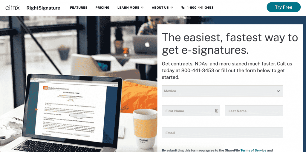 RightSignature does provide some great features at surprisingly affordable prices, making it very competitive.